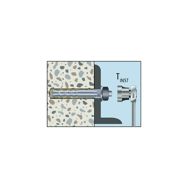 VMU plus chemical injection mortar - 14