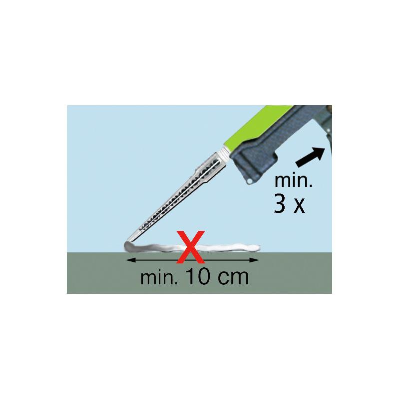 VMU plus Injektionsmörtel - VMU plus Injektionsmörtel 330 ml, Koaxialkartusche mit Statikmischer