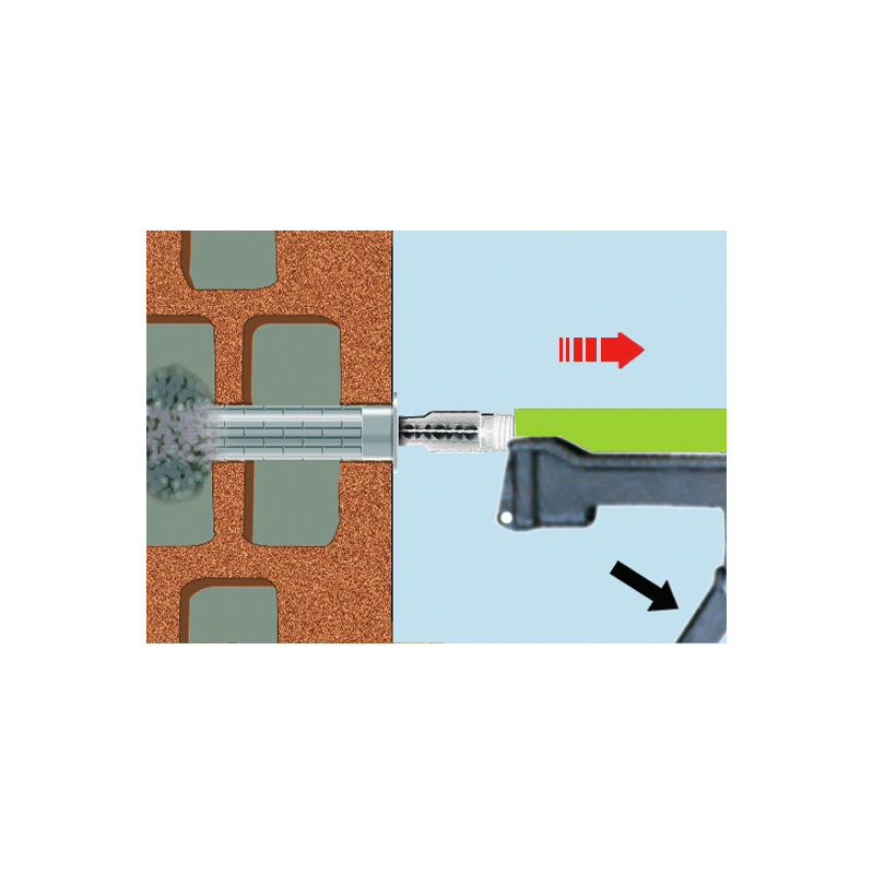 VMU plus chemical injection mortar - 10