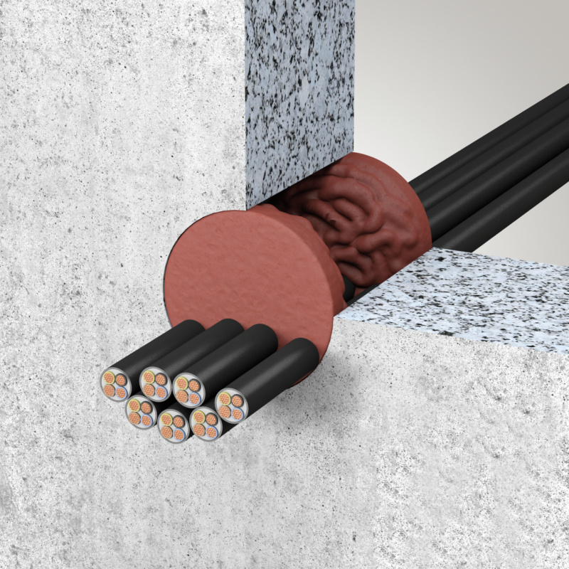 Fire-rated filler - 3