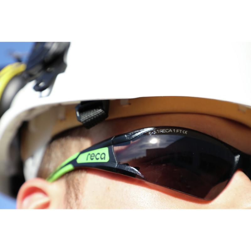 Bügelschutzbrille RX 201 - 4