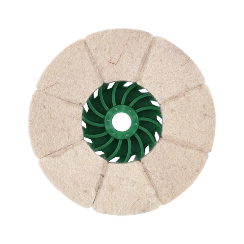 finish SEG segmented sanding disc - 3