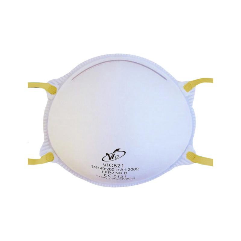 Atemschutzmaske FFP2 NR D ohne Ventil VIC821