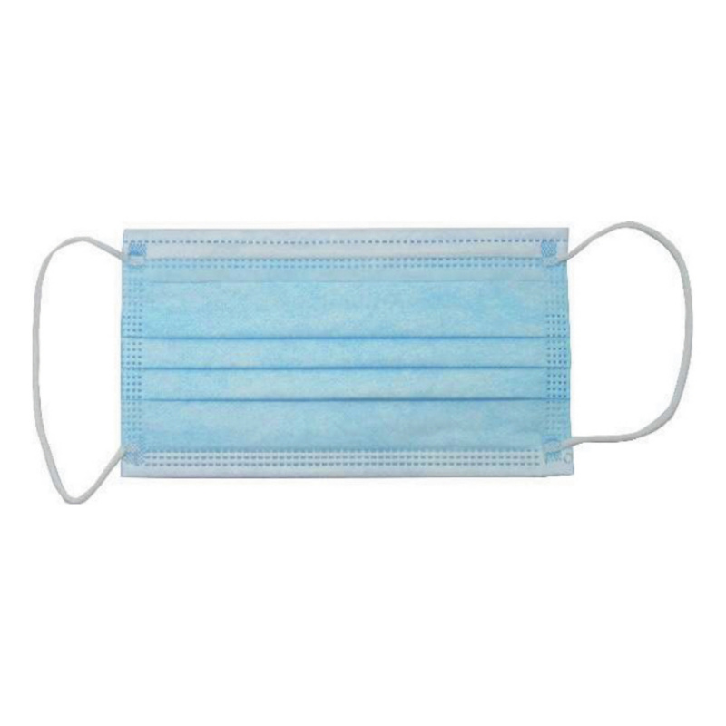 Face mask, 3-ply, type II - mouth protection - 1