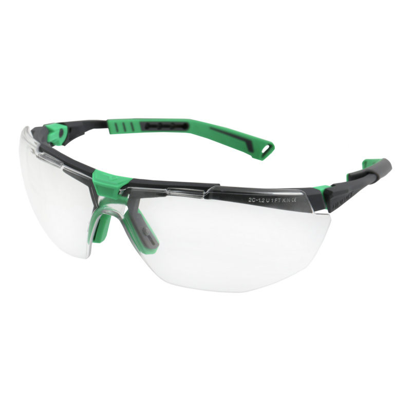 5X1 safety glasses with frame - 1