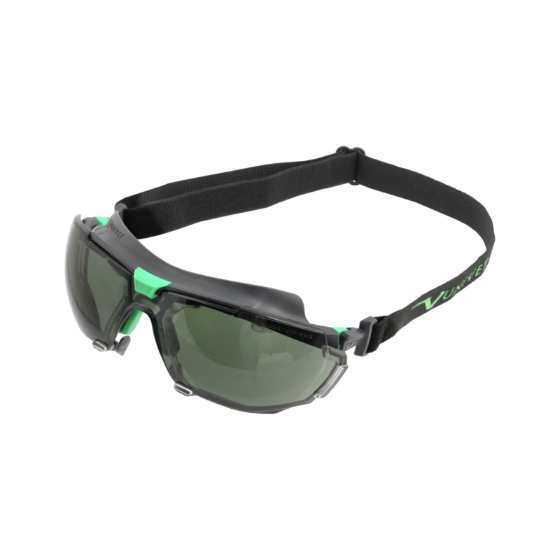 5X1 safety glasses with frame - 6