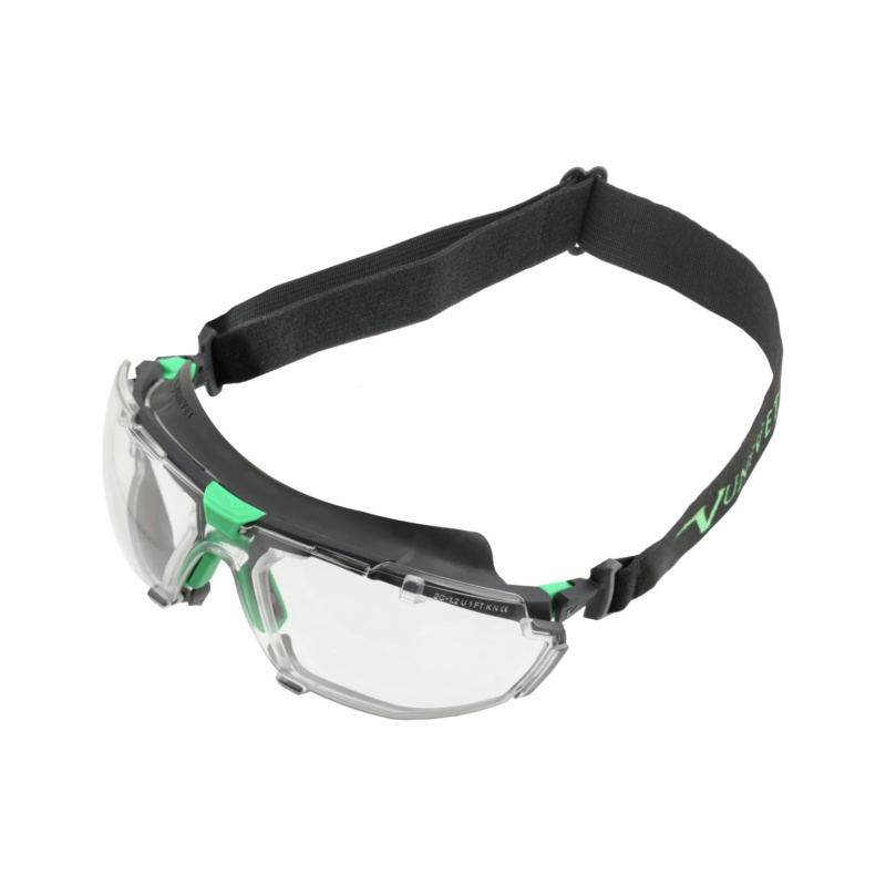 5X1 safety glasses with frame - 7