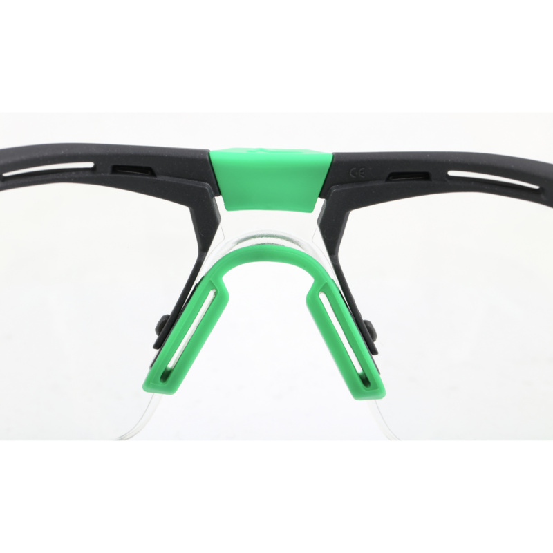 5X1 safety glasses with frame - 3