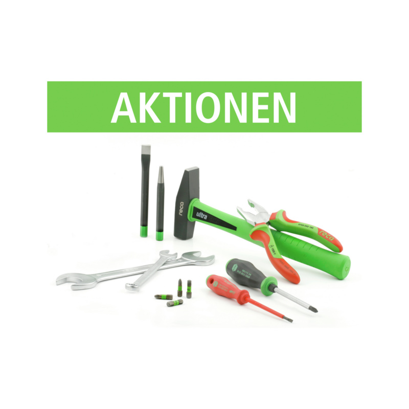 Hand tools promotions
