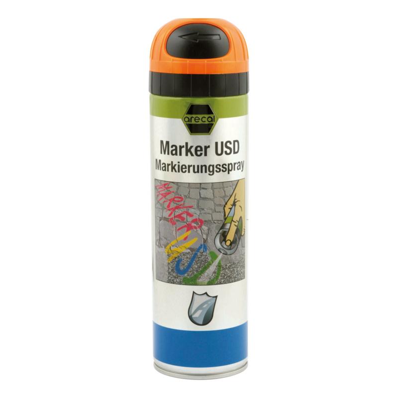 arecal Marker USD Premium, Markierungsspray - arecal Marker USD Markierungsspray orange 500 ml