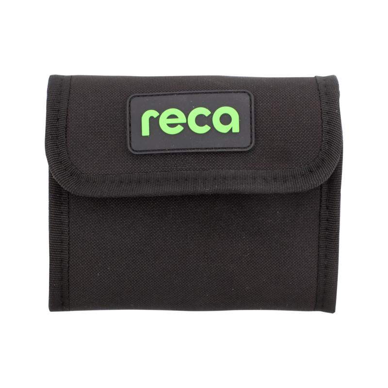 RECA BIT BOY Big21, 17 pièces en sac banane - Pochette RECA PocketSet 17 pièces