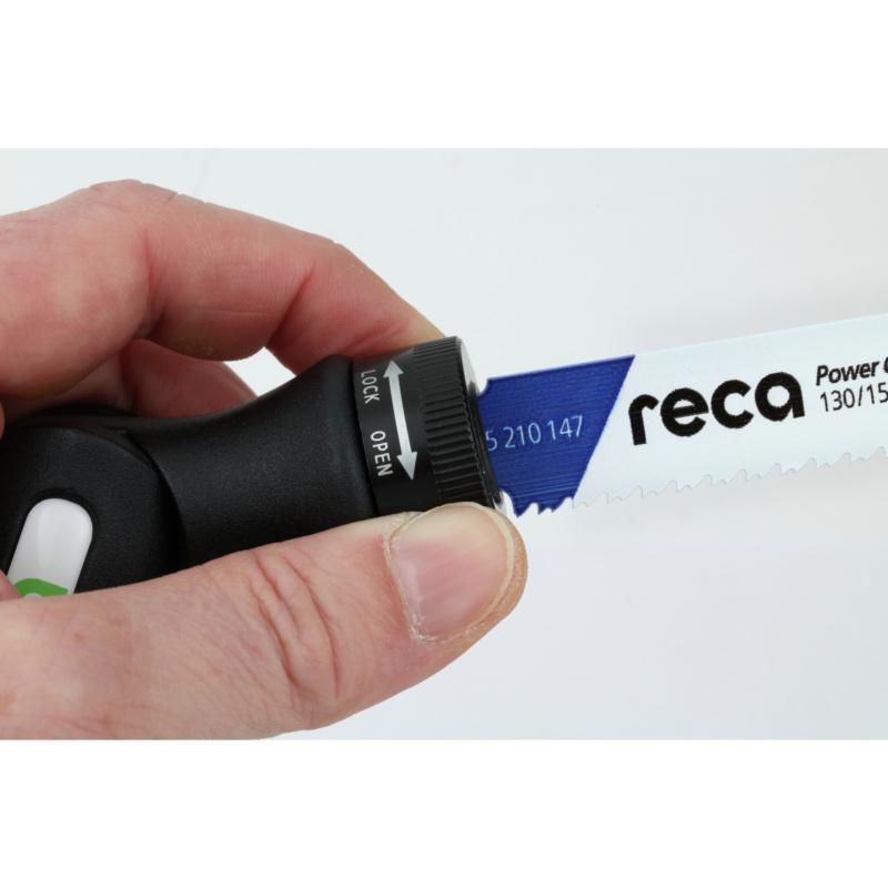 RECA handle for sabre saw blade - 10