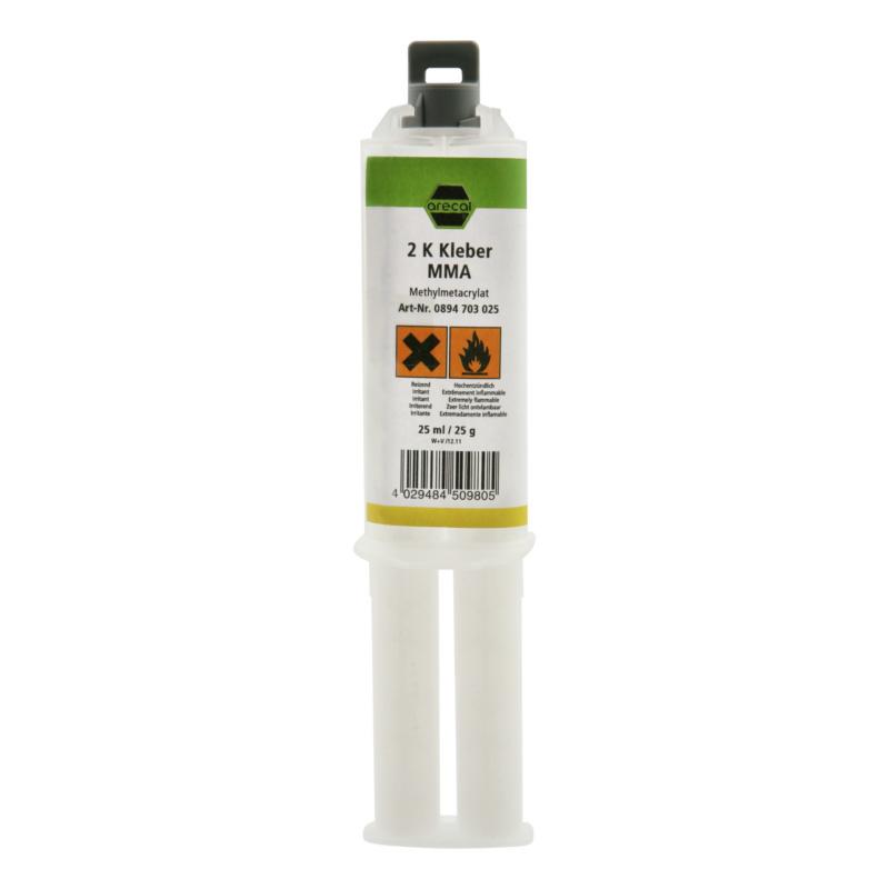 Arecal 2 Komponenten Klebstoff Methylmetacrylat Online Kaufen