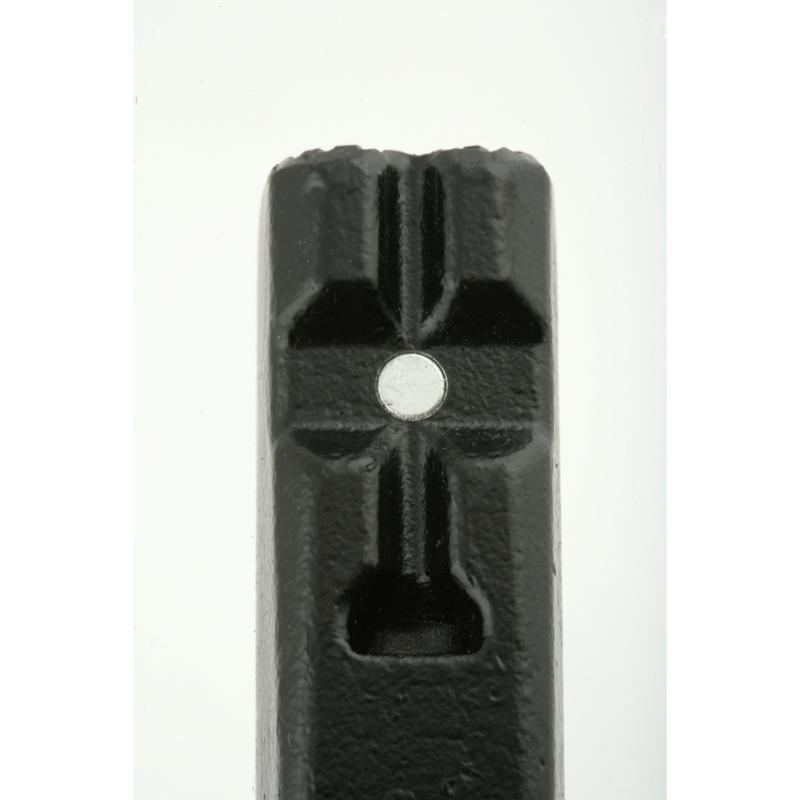 Picard roofer's hammer, DIN 7239, with magnetic nail holder, TÜV-tested - 3