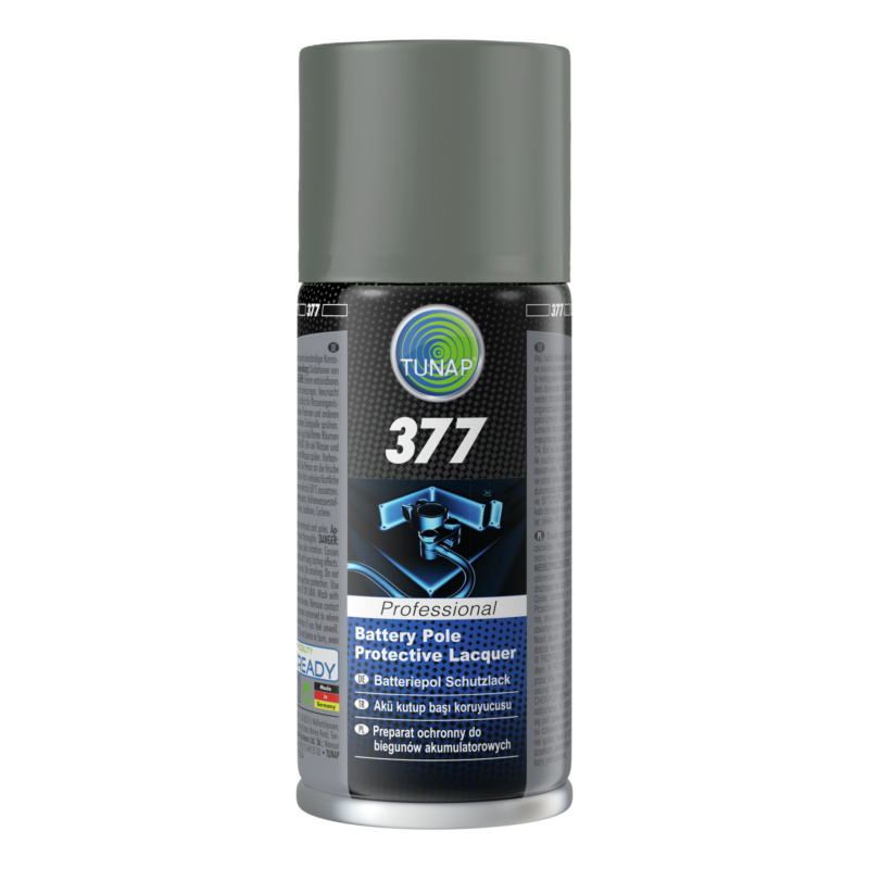 377 Batteriepol Schutzlack - Professional 377