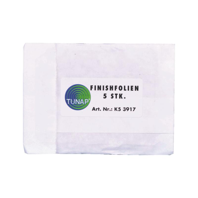 Finishfolien - TUNAP