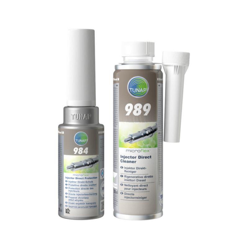 RI Rigenerazione iniettori Diesel - microflex® RI