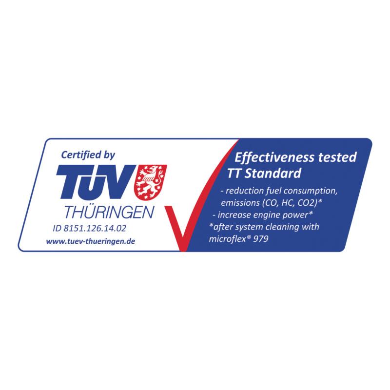 974 Directe Injectorbescherming - microflex® 974