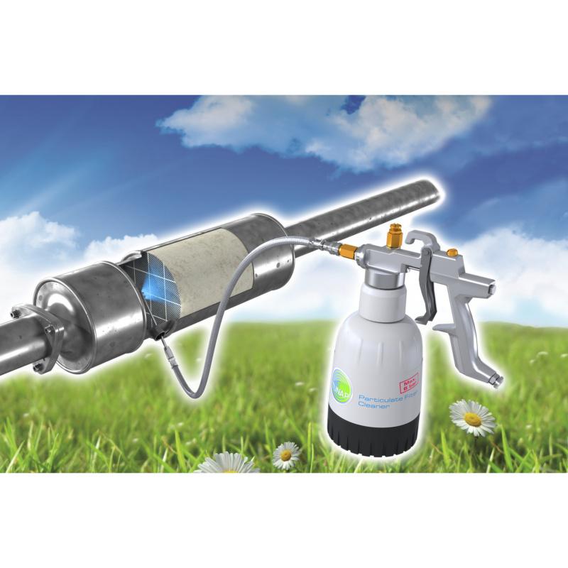 Partikelfilter Reinigungsset - microflex®
