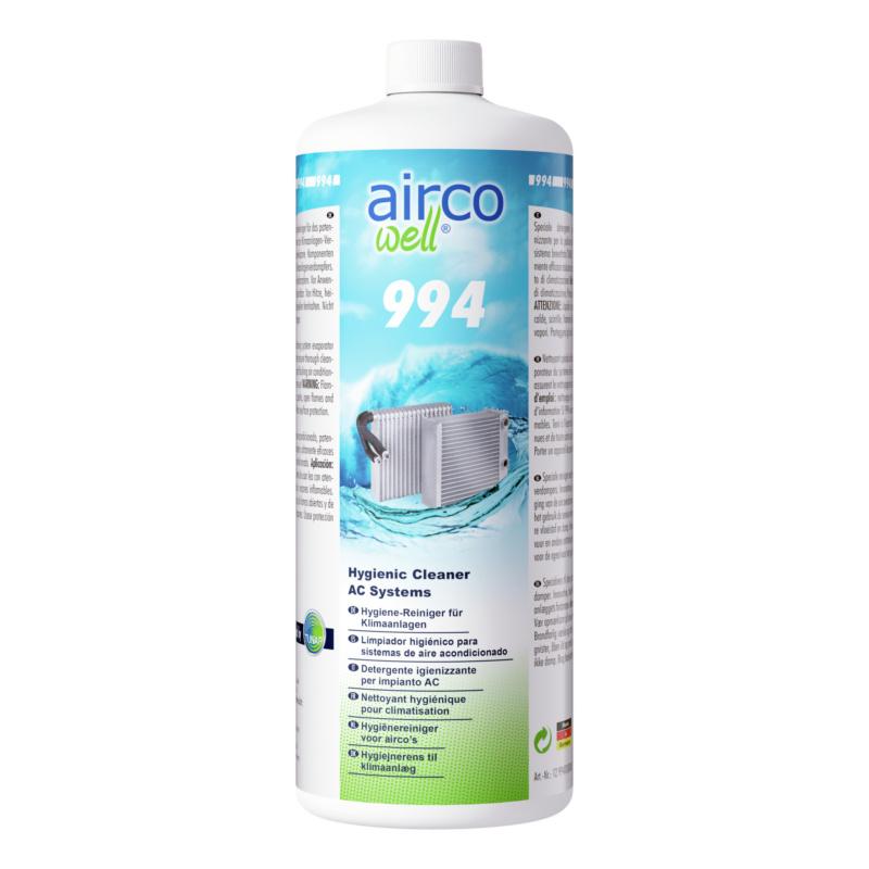 Hygiene-Reiniger für Klimaanlagen - airco well®