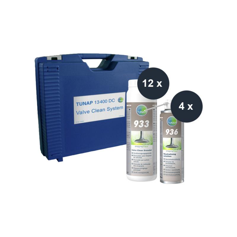 933S Ventilreinigungsset - microflex® 933S