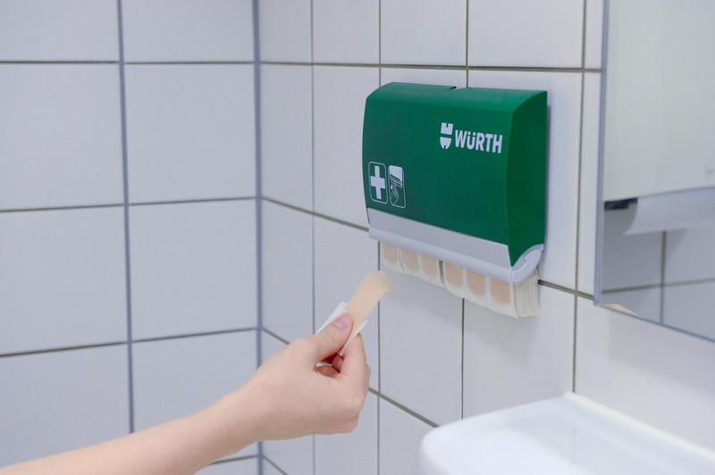 Plaster dispenser - 5