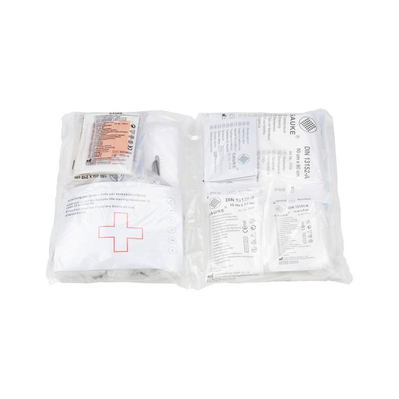 Unprinted car first aid bag, one piece - 2