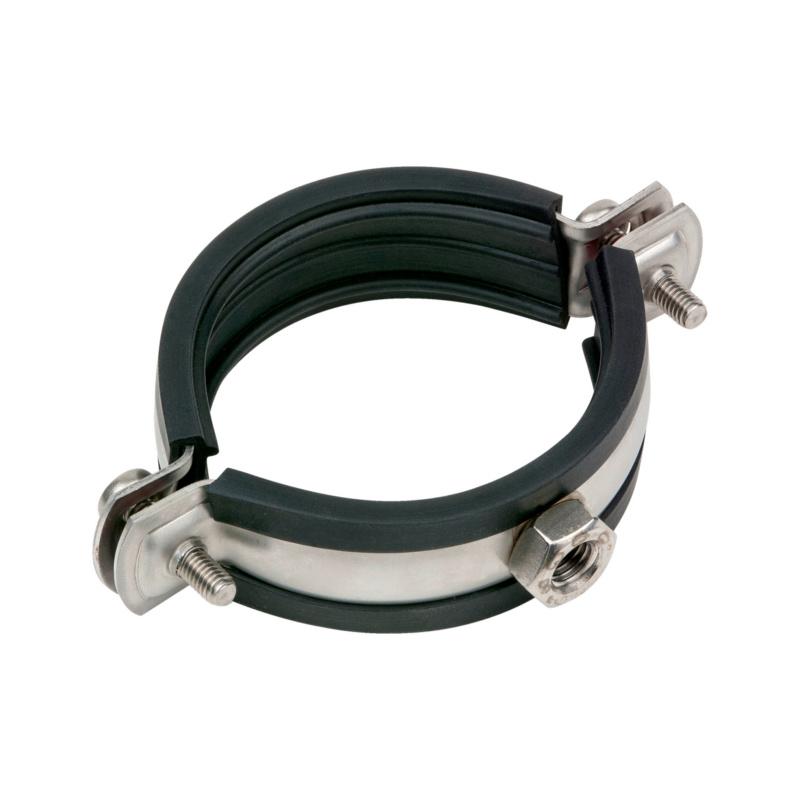 A4 不锈钢管夹 TIPP - 1