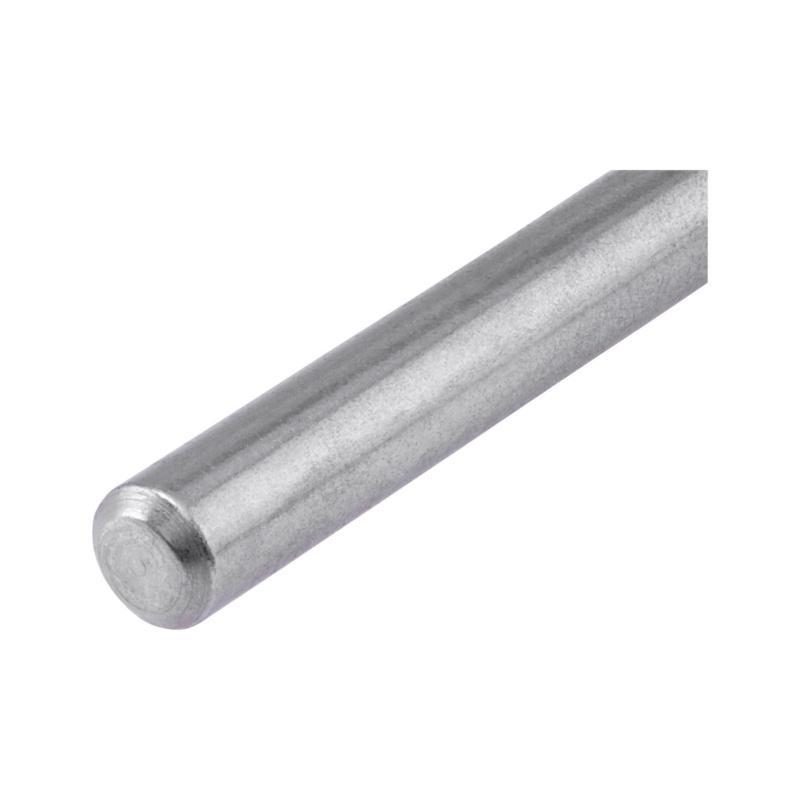 特种熔融氧化铝打磨头,粉色 - 圆柱刚玉磨头-S6MM-D13-WL20MM
