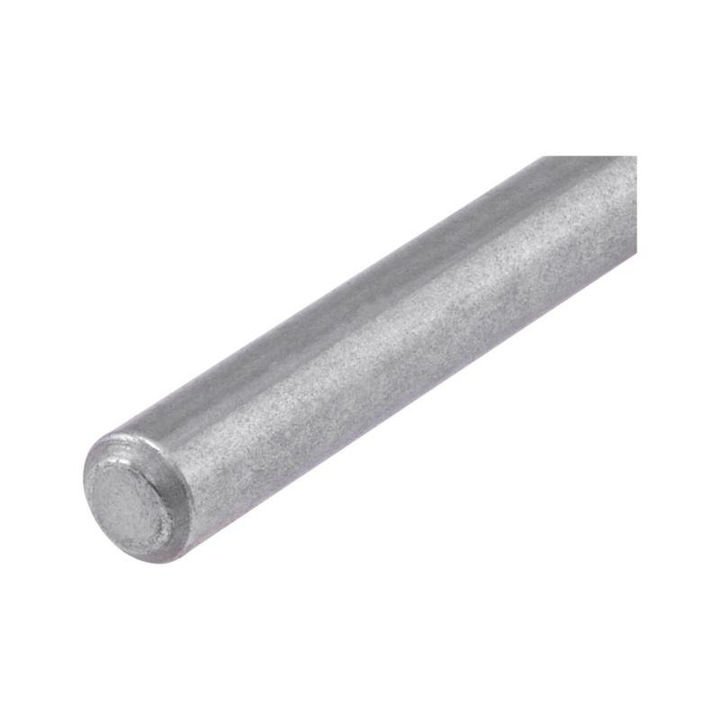 特种熔融氧化铝打磨头,粉色 - 圆盘形刚玉磨头-S6MM-D20-WL6MM