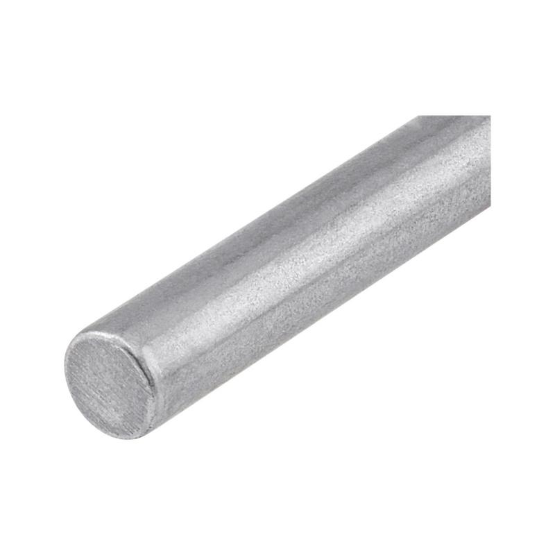 特种熔融氧化铝打磨头,粉色 - 圆柱锥体刚玉磨头-S6MM-D20-WL25MM