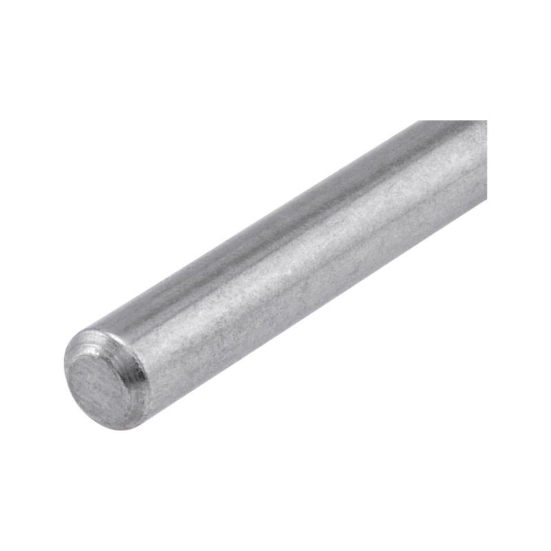特种熔融氧化铝打磨头,粉色 - 锥体刚玉磨头-S6MM-D13-WL20MM