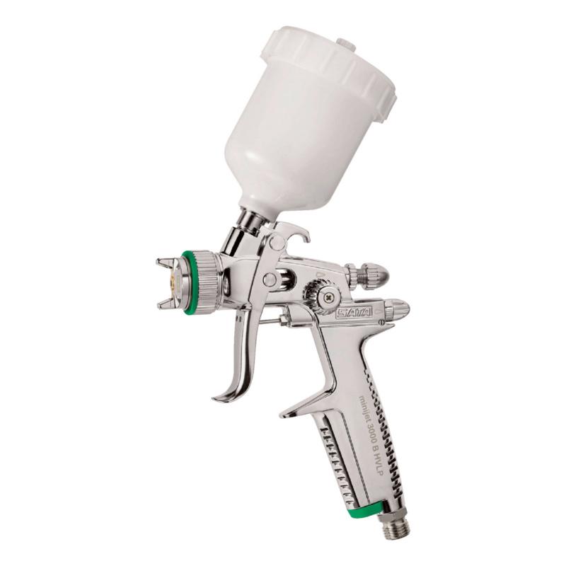 喷漆枪 -SATA MINIJET 3000 B HVLP - 喷枪-(SATA MINI-JET3000-B-HVLP)-0,8