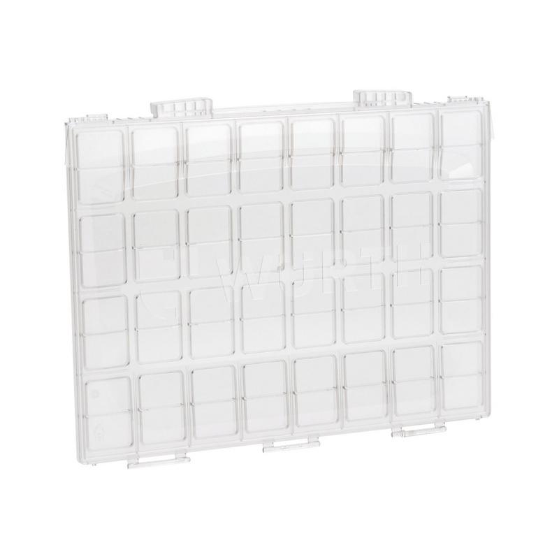 用于系统盒的透明盖