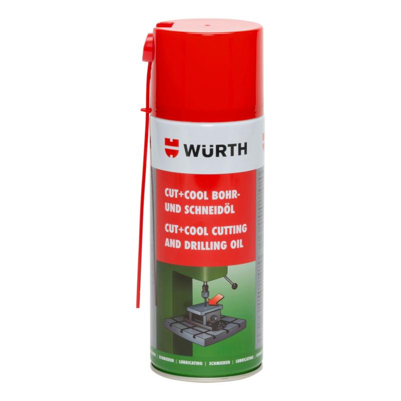 切削和钻削油 CUT+COOL - 通用型切削油-400ML