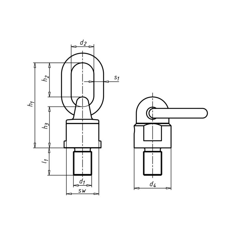 螺旋扣 GK8 - 2