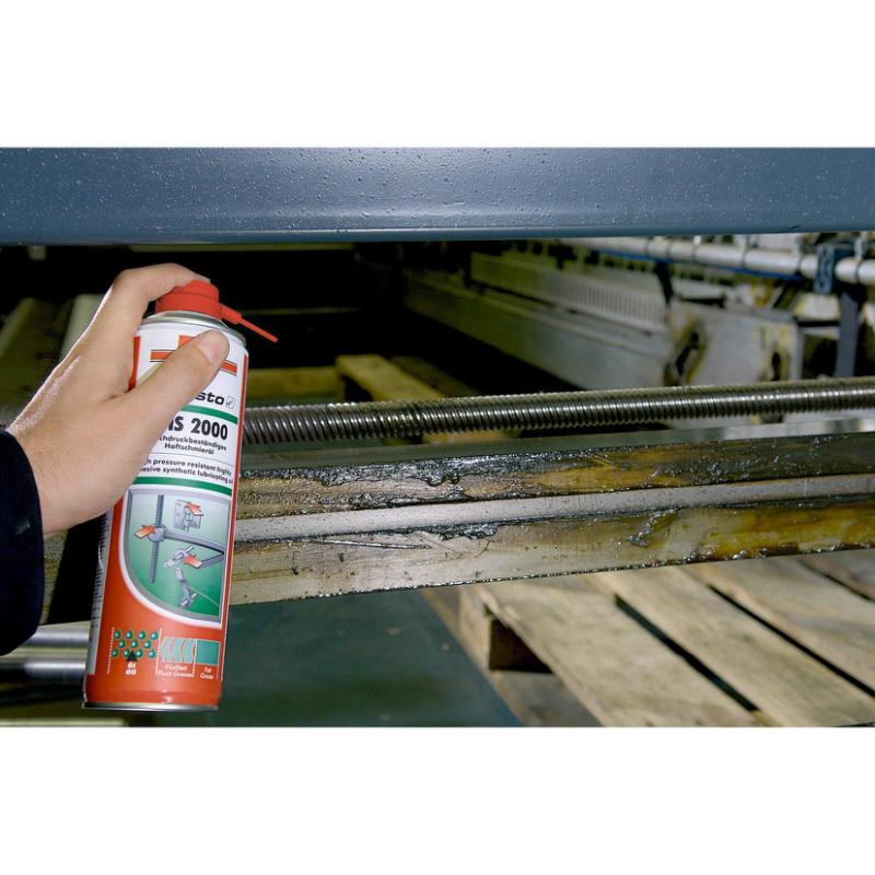 粘性润滑剂 HHS 2000<SUP>®</SUP> - 门铰链保养喷剂-150ML