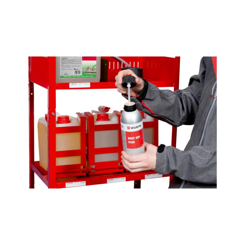 填充系统 REFILLO<SUP>®</SUP> - 压缩空气罐-REFILLO-EMPTY-(ROST OFF PLUS)