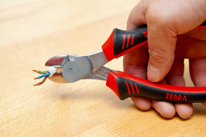 重型斜口钳 DIN ISO 5749 - 强力偏口钳-L160MM