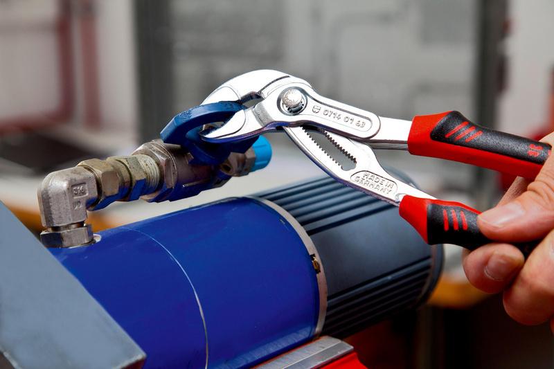 水泵钳 DIN ISO 8976 - 水泵钳-250MM