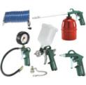 Druckluftwerkzeug-Set LPZ 7