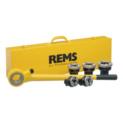 REMS menetvágó fejek és menetkészítő gépek
