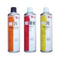 Riss- und Porenprüfmittel - Farbeindringmittel rot und fluoreszierend