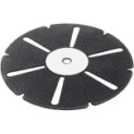 Discs for visual grinding machine