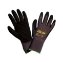Protective assembly gloves