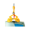 Load suspension devices, grippers, clamps, hoists, traverses