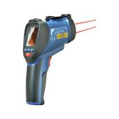 Videós infravörös hőmérsékletmérő készülék