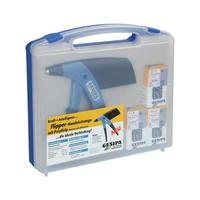 GESIPA Handnietzange Flipper in Box mit 3 Größen Poly-Grip Nieten