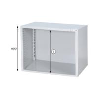 HK 700 B szekrényház rendszer, B7/24, MxSzéxMé 800x1022x700 mm