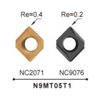 N9MT05T1CT-NC2071 NINE9, Wendeschneidplatte-TIN